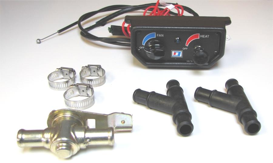 Car Heater Valve Electric